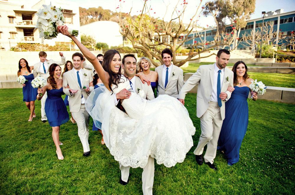 هكـذا تنظمـان حفـل زفاف ناجحا بميزانية صغيـرة!