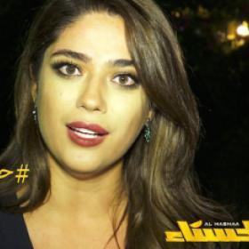 """نادين نجيم تنضم الى حملة """"الحسناء"""" ضد العنف"""