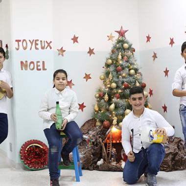"""""""أوركسترا النفايات"""" مبادرة مميزة ستعمم على المدارس الرسمية اللبنانية"""