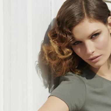 بالصور: تسريحات تمنح الشعر الناعم حجماً أكبر