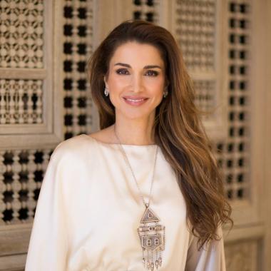 ماذا ارتدت الملكة رانيا خلال زيارتها للبيت الأبيض؟