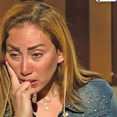 ريهام سعيد محتجزة بتهمة التحريض على خطف أطفال