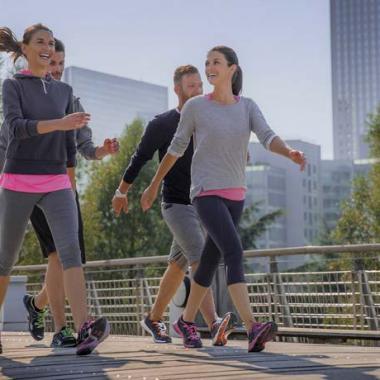 5 خطوات فعالة لخسارة الوزن أثناء المشي