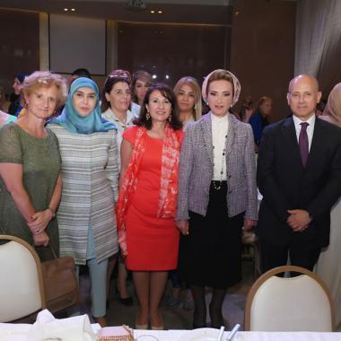 حفل افطار جمعية شؤون المرأة اللبنانية