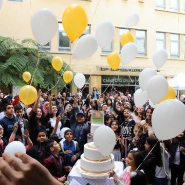 """بالذكرى الـ16 لافتتاحه  مركز سرطان الأطفال يُطلق نادٍ لـ""""لأبطال"""""""