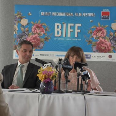 الدورة الـ16 لمهرجان بيروت الدولي للسينما من 5 الى 13 تشرين الأول