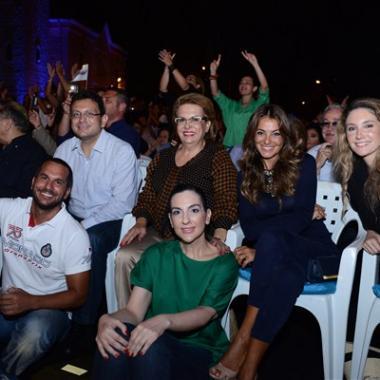 عاصي وماريتا الحلاني ووائل كفوري يشعلون مهرجانات غوسطا