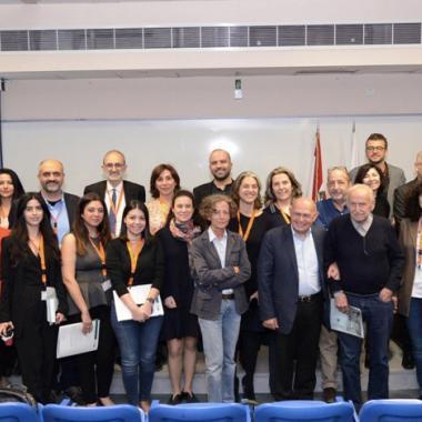 مؤتمر عن تحول الأراضي في لبنان تحضيراً للمشاركة الأولى في المعرض العالمي للعمارة في البندقية