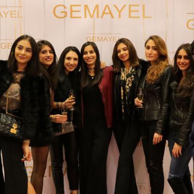 مجوهرات جميّل العالمية تنثر سحرها في بيروت