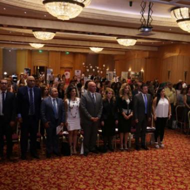 """مؤتمر لنقابة اصحاب الحضانات المتخصصة في لبنان حول""""اهمية اتباع نمط صحي منذ الطفولة """""""