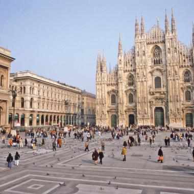 إيطاليا بلاد الحياة الحلوة اللذيذة