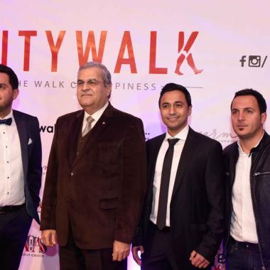 CityWalk يفتتح أبوابهُ في الحازمية