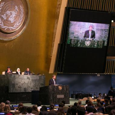الجامعة اللبنانية الأميركية (LAU) تجمع 1700 طالب من العالم تحت سقف الأمم المتحدة
