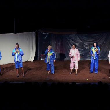 """العرض الافتتاحي لـ""""بايبود"""" تحية لمصممات الرقص"""