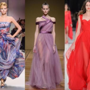 سهرات ربيع وصيف 2018 تزهر أحلاماً في الأزياء