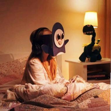 أيها الواقع الافتراضي، أخبرني قصة لأنام