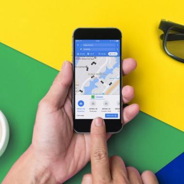 كريم تفعّل خدماتها عبر تطبيق خرائط غوغل