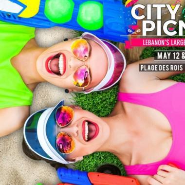 """""""City Picnic"""" في نسخة الشاطئ في 12 و13 أيّار"""