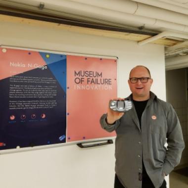 وصار للفشل متحفٌ في السويد