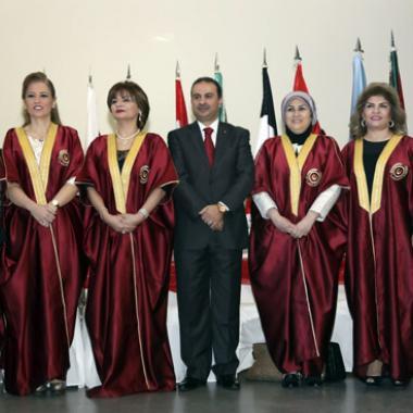 """الملتقى الإقليمي الثاني حول المسؤولية الإجتماعية """"المرأة شريك قيادي في التنمية والتطوير وحفظ السلم"""" في دبي"""