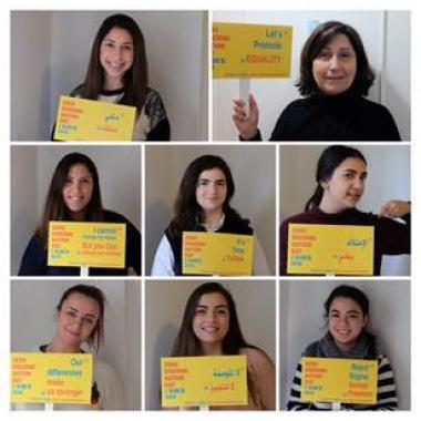 """جمعية العناية الصحية:""""صار وقت نحكي"""" في اليوم العالمي للقضاء على التمييز"""