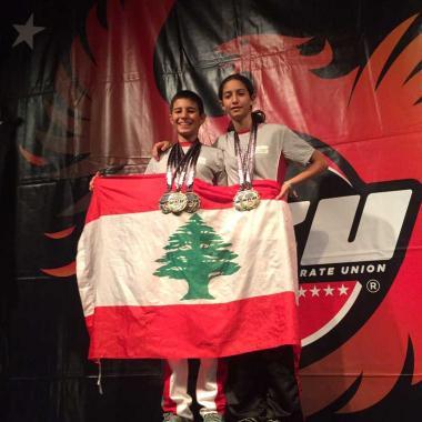 كيك بوكسينغ ... لبنان الرابع عالمياً بمجموع 52 ميدالية