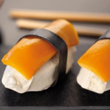 إنها مثلجات سوشي من وحي الأطايب الإيطالية