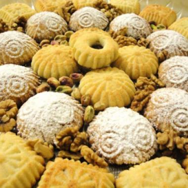 معمول العيد على الطريقة اللبنانية
