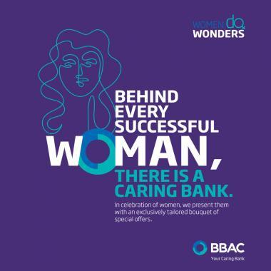 BBAC يطلق حملة خاصة احتفالاً بالمرأة