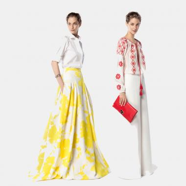 مجموعة أزياء CH CAROLINA HERRERA ربيع وصيف 2016