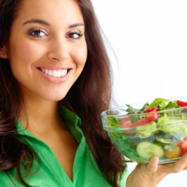 إستعدّي للعيد باتّباعكِ نظاماً غذائياً صحياً