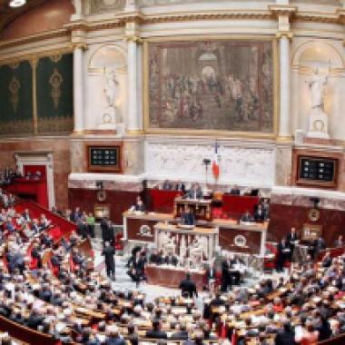 رقم قياسي جديد للنساء في البرللمان الفرنسي