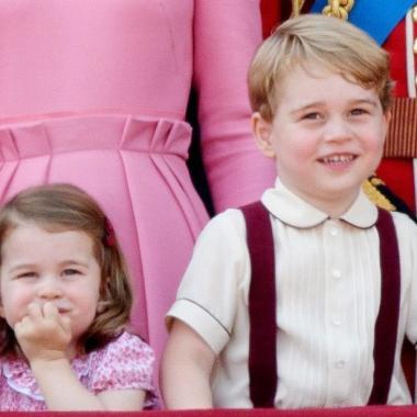 الأميران جورج وشارلوت قد يسرقان الأضواء في عرس عمهما هاري