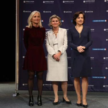 Women's Forum: قيادة جديدة ودور أكبر