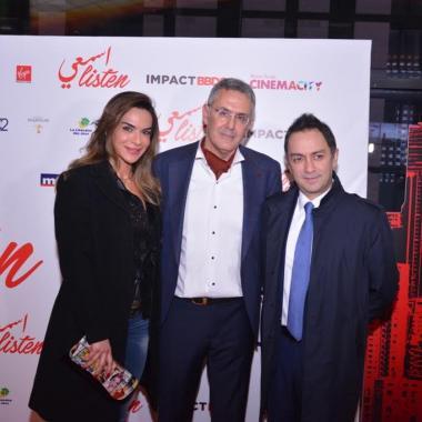 """زياد بارود لـ""""الحسناء"""": لدعم الأفلام اللبنانية الصاعدة!"""