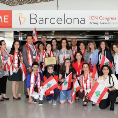 التمريض في لبنان يحقق انجازاً عالمياً