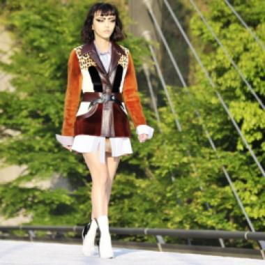 في مجموعة Louis Vuitton للرحلات خلطة يابانية باريسية مميزة