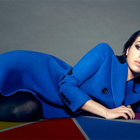 """المخرجة ليلى كنعان: لا اعرف كليب """"اهي جات"""" لإنغام"""