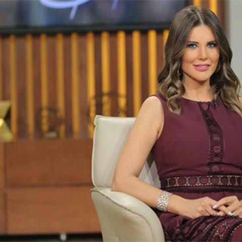 """منى أبو حمزة:""""حديث البلد"""" شكّل نقطة تحول في البرامج التلفزيونية"""