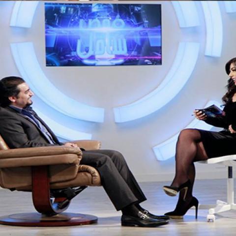 هاني سلامة يعلق على قبلة حنان الترك!