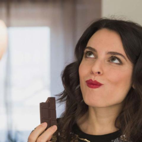 الشوكولا ينعش الذاكرة