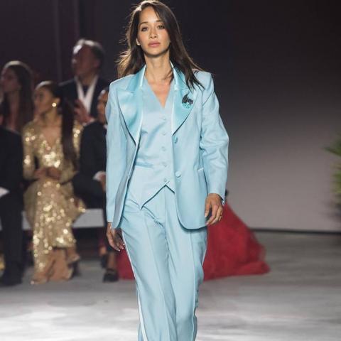لانا الساحلي تمثل لبنان في الـ Fashion For Relief لحماية أطفال العالم!