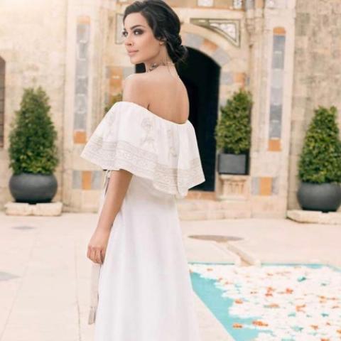 نادين نسيب نجيم تعلن صيامها خلال الشهر الفضيل!