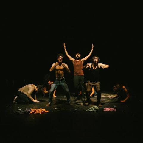 """الفرقة المسرحية اللبنانية """"زقاق"""" تفوز بـ""""المكافأة الإمبراطورية"""" اليانانية"""