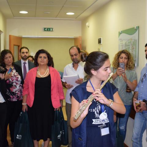 """مستشفى بلفو الطبي يطلق مع منظمة دياكونيا الـ """"Chemo Care kit """" لمساندة مرضى السرطان"""