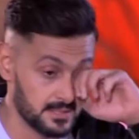 بالفيديو: رامز جلال يبكي حزناً على مقتل أطفال المنيا