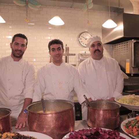 جمعية مجتمع فاعل نحو الغد ACT تحتفل باليوم العالمي للغذاء