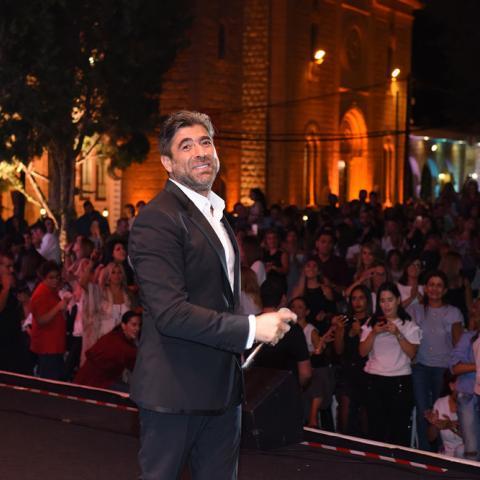 مهرجانات غوسطا تضيء سماء لبنان في ليلتين حالمتين