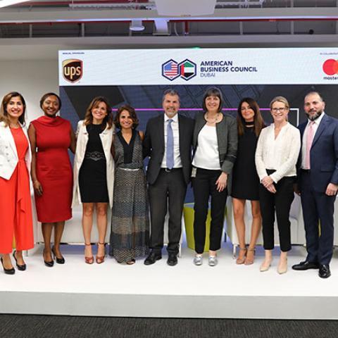 ماستركارد ومجلس الأعمال الأميركي بدبي ودور المرأة الريادي في قطاع الأعمال