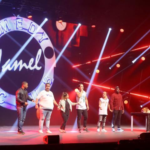ليلة الفكاهة لـJamel Comedy Club في أعياد بيروت